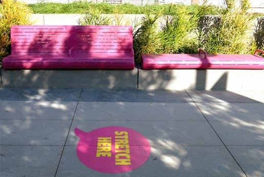 sidewalk stickers for grand park la