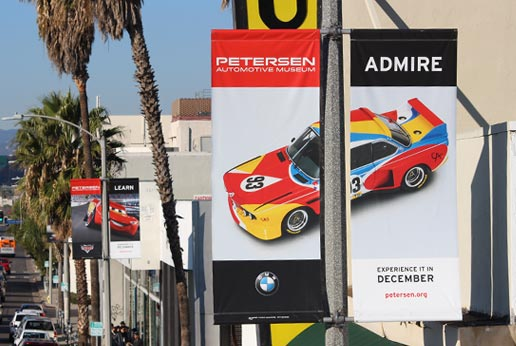 agmedia outdoor advertising for peterson museum