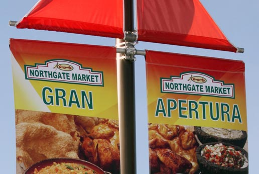 managing grand openings for northgate markets