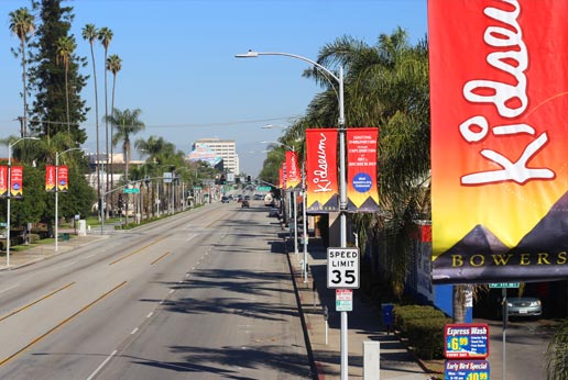 effective outdoor advertising for museums in los angeles
